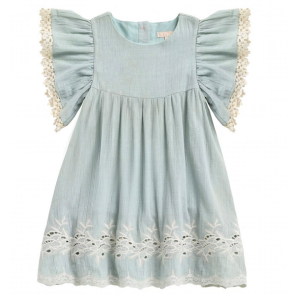 Bahamas Dress - Almond - Mabel Child