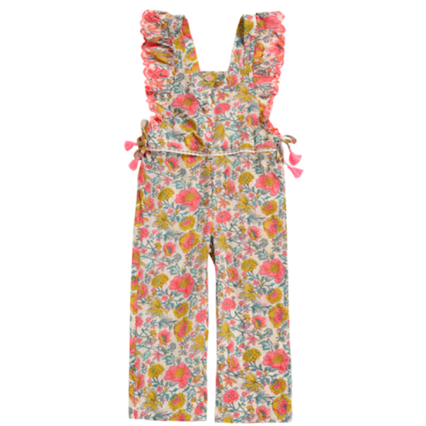 Overall Kobani Multi Flowers - Mabel Child