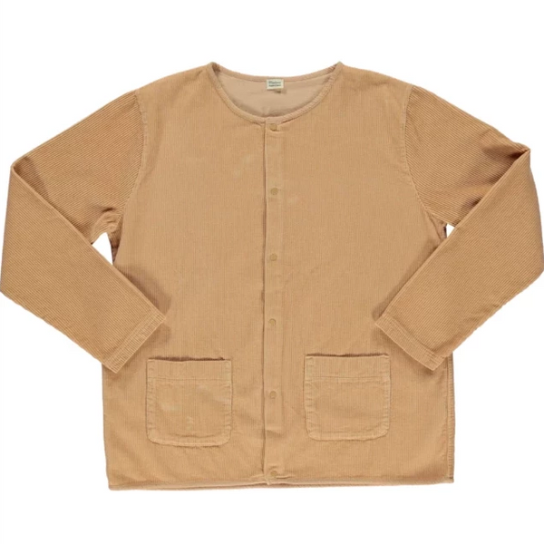 Corduroy Jacket Manioc - Indian Tan - Mabel Child