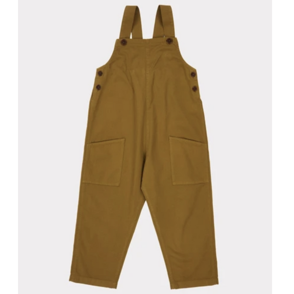 Hampstead Dungaree - Opaline Green - Mabel Child