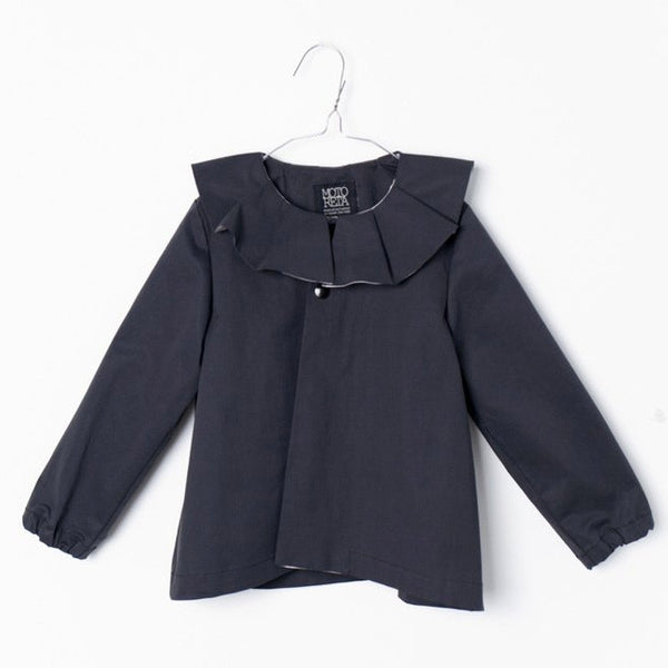 Sorgo Dark Grey Jacket - Mabel Child