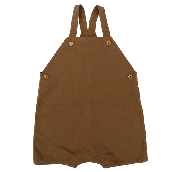 Vincen Romper - Walnut - Mabel Child