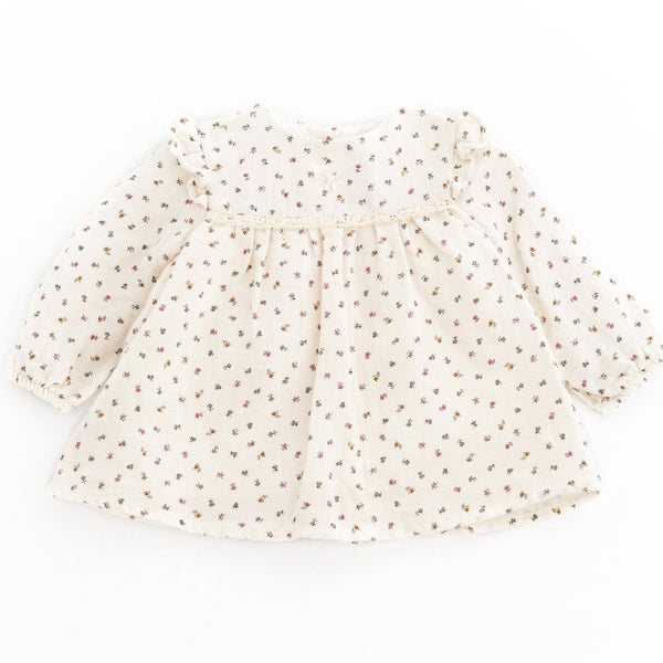 Baby Flower Dress - Mabel Child