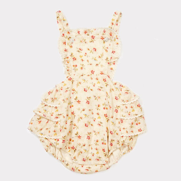 Boon Baby Romper - Pink - Mabel Child