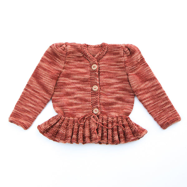 Snowdrop Cardigan - Mabel Child