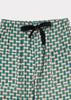 Cornel Trouser - Emerald Geo Print - Mabel Child