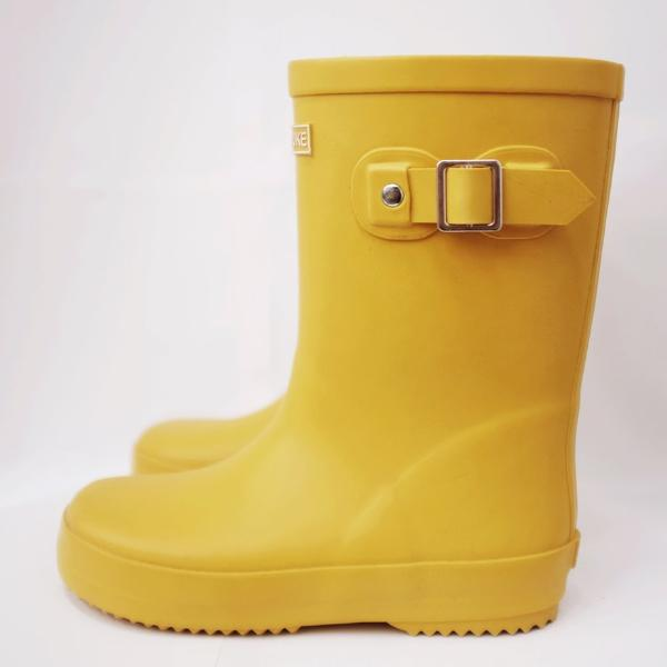 Mustard Gumboot - Mabel Child