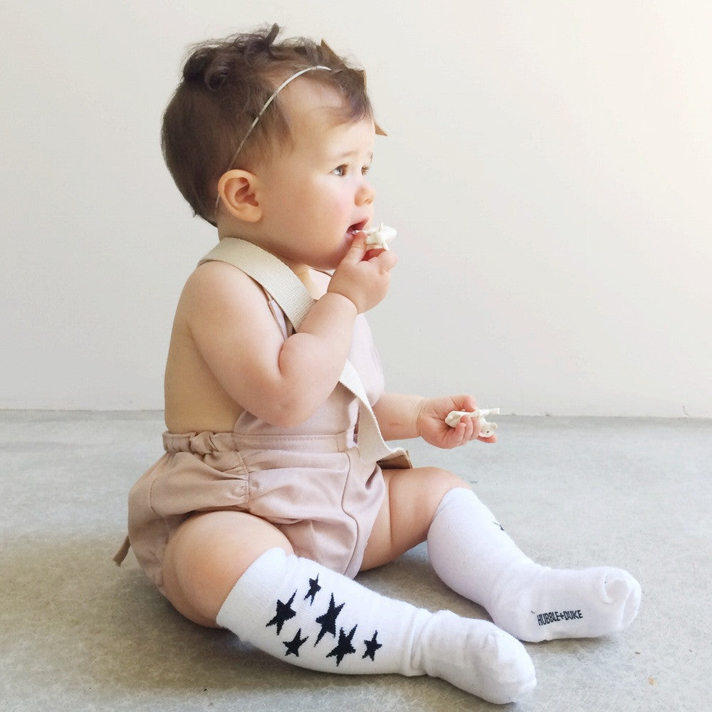 'Stars' Knee High Socks - Mabel Child