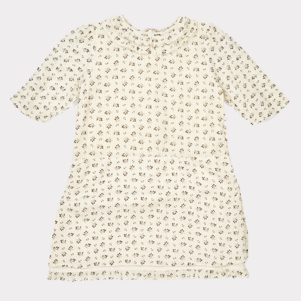 Ditsy Clover Dress - Mabel Child