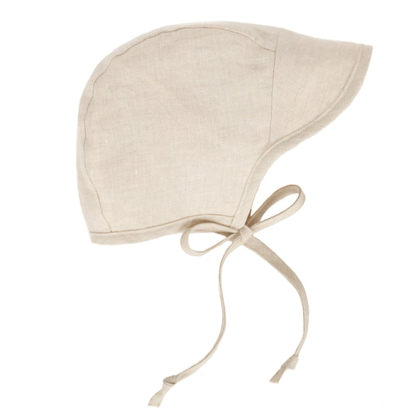 Sand Brimmed Bonnet - Mabel Child
