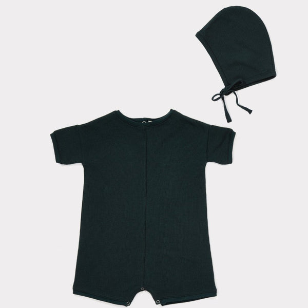 Seneca Gifting Set, Forest Green - Mabel Child