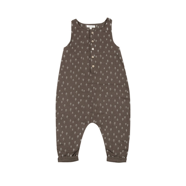 Trees Sleeveless Jumpsuit - Mabel Child