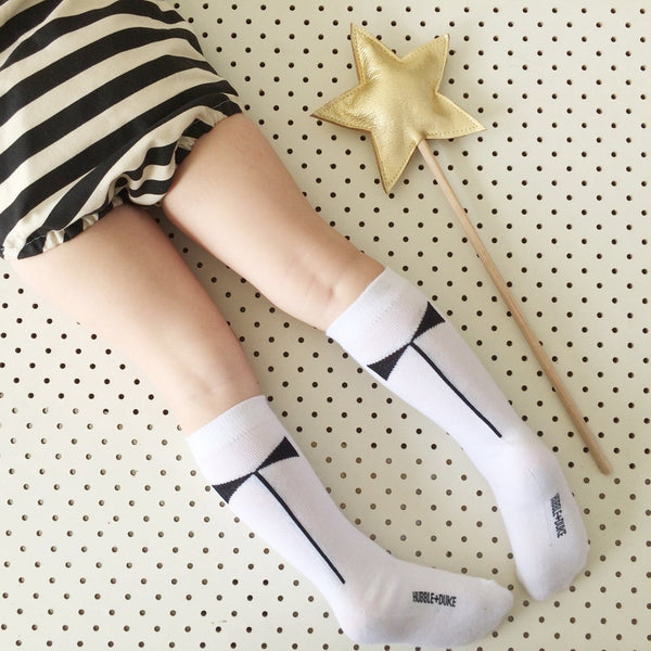Varga Baby Knee High Socks 0-18M / 2-4yrs - Mabel Child