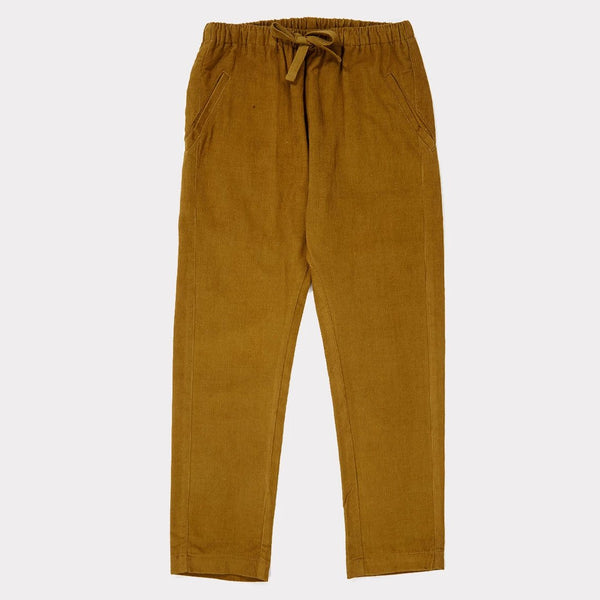 Teles Trouser - Mustard - Mabel Child