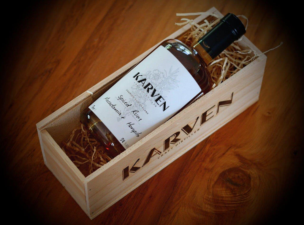 Single Karven Gift Box (Product not included)