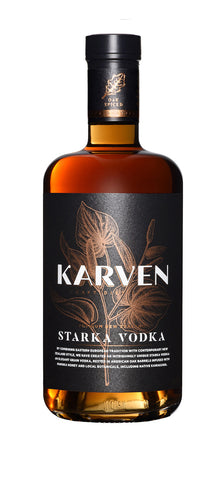 KARVEN STARKA VODKA 700ml