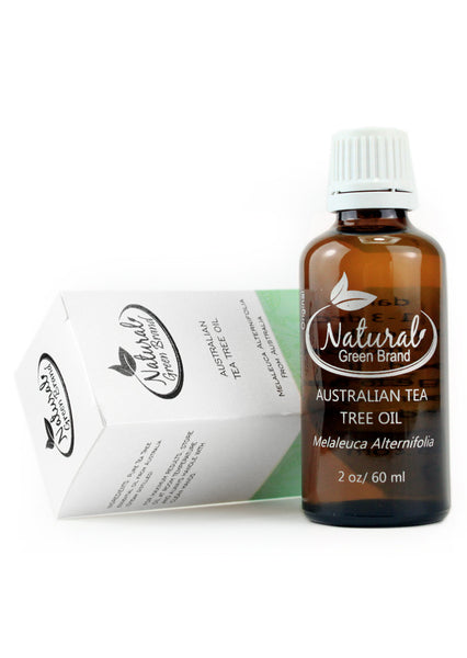 100% Pure Australian Tea Tree Oil (Melaleuca Alternifolia)