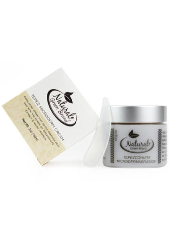 Tepezcohuite Microdermabrasion Cream with Polishing Micro-crystals