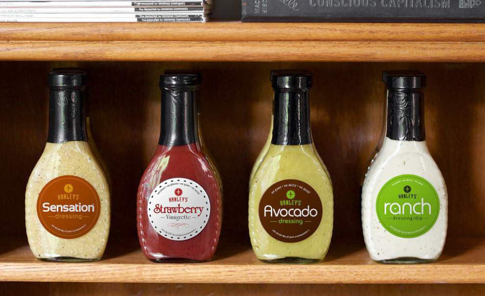 A healthy ranch dressing? Baton Rouge's Hanley's Foods has it