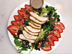Balsamic Berry Blast Salad🍓