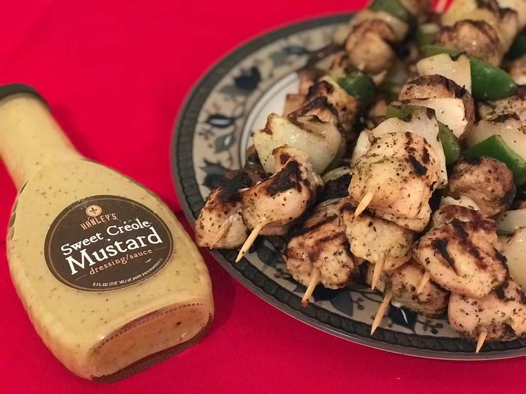 Chicken & Veggie Kabobs
