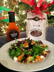 Pepper Jelly & Pecan Spiced Salad