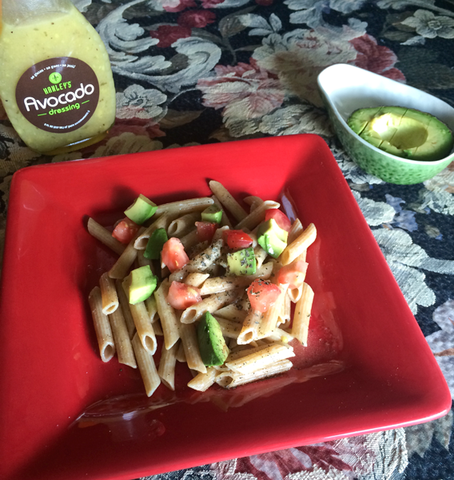 Regan's Avocado Pasta