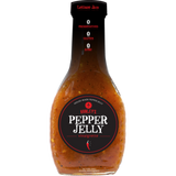 Lettuce Jam: Hanley's Pepper Jelly vinaigrette is now available