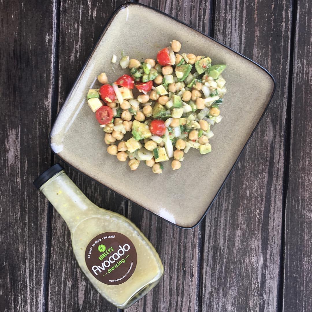 Avocado dressing, Dressings - Hanley's Foods