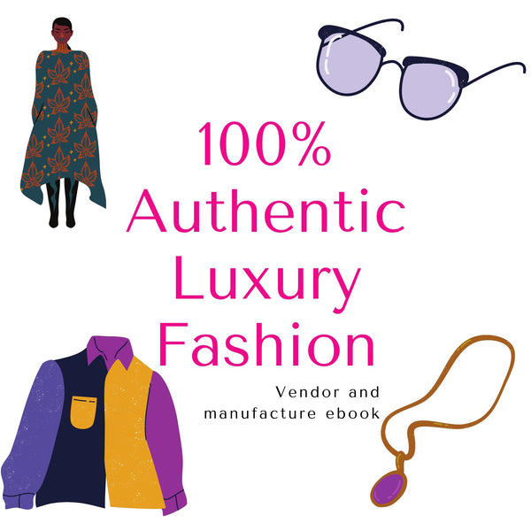 100% Authentic Luxury Fashion