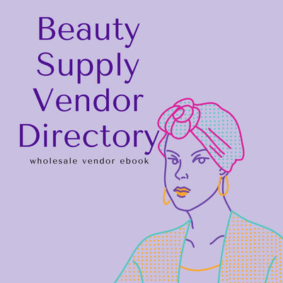 Beauty Supply Vendor Directory