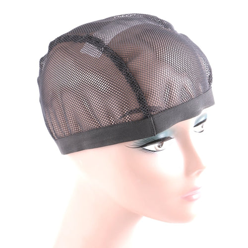 5 pcs Dome Style Mesh Wig Cap For Making Wigs