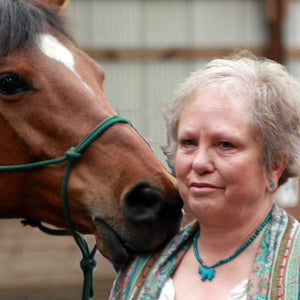 The Healing Partnership of Horses with Patricia Broersma