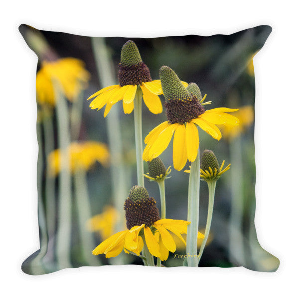 Unusual and Beautiful Flower Pillow