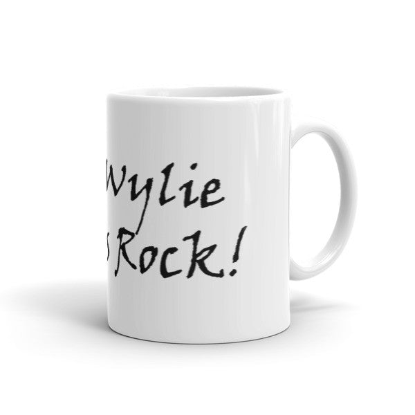 Lake Wylie Sunsets Rock Mug
