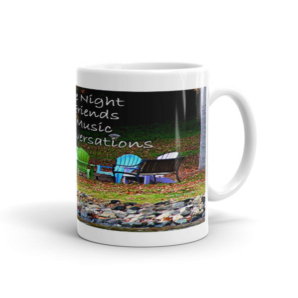 Bonfire Nights Mug