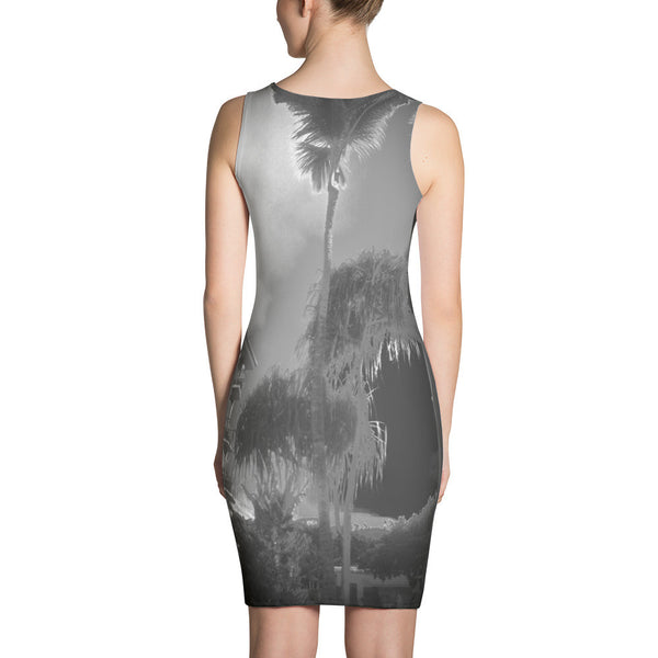 Evening in the Palms Body Dress
