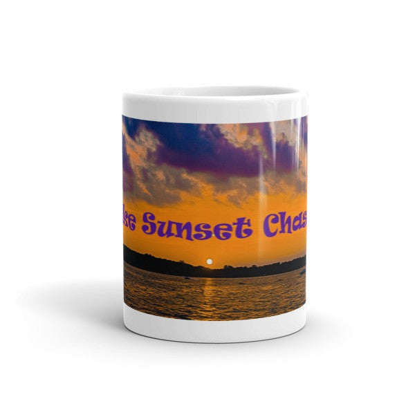 Lake Wylie Sunset Chaser Mug