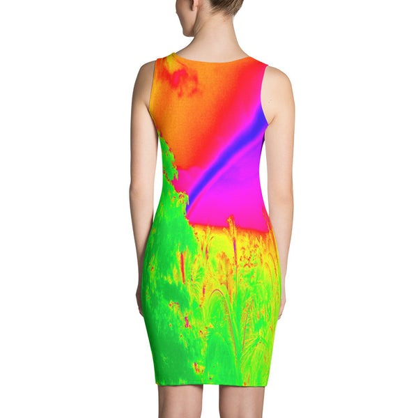 Magnificent Rainbow Body Dress
