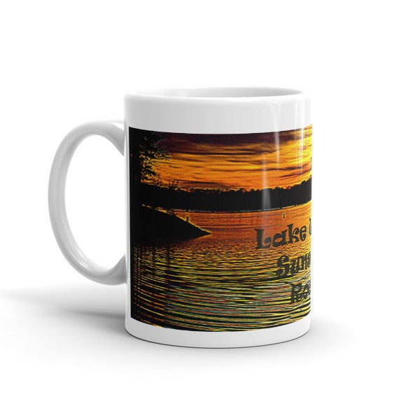 Lake Wylie Sunsets Rock! Mug