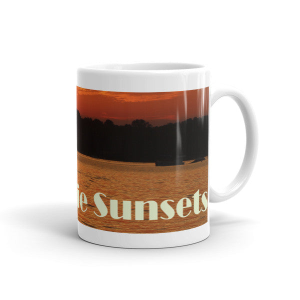 Lake Wylie Sunsets Coffee Mug