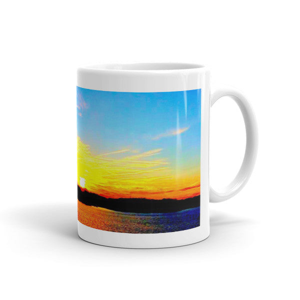 Lake Wylie Sunset Mug