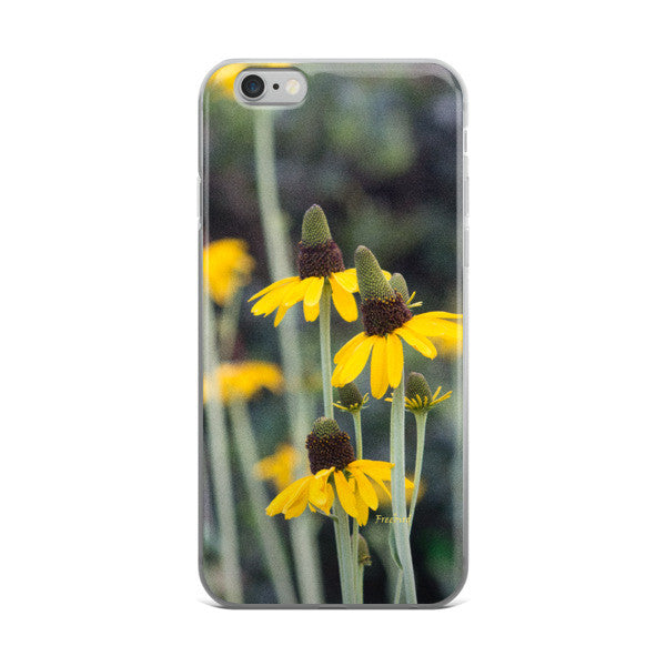 Beautiful  and Sleek Flower iPhone 6 Plus/6s Plus case