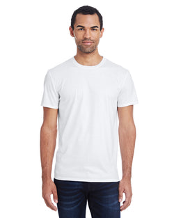 Threadfast Men's Liquid Jersey Short-Sleeve T-Shirt - 100% Polyester