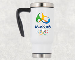 17oz Travel Mugs - Sublimation