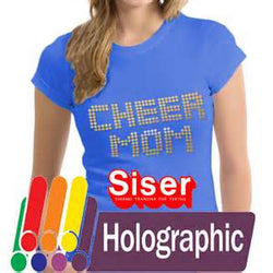 Siser HTV Holographic Bundle - ScriptDesigns