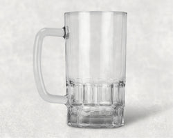 Clear Beer Steins - 20oz - Sublimation