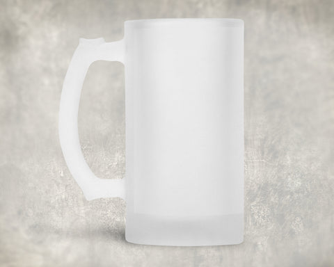 ba8a08298 Frosted Beer Steins - 16oz - Sublimation – ScriptDesigns