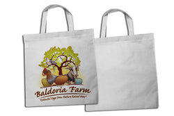 "Shopping Bag 15"" x 14"" - Sublimation"