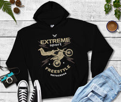 Extreme Sport Freestyle Hoodies